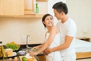 đàn ông như thế nào được phụ nữ chọn làm chồng